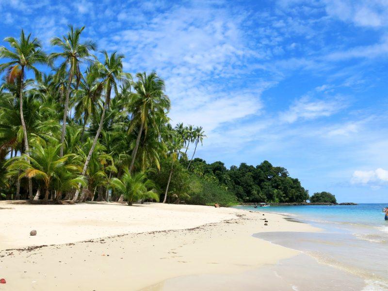 Reiseplanung Flitterwochen Panama