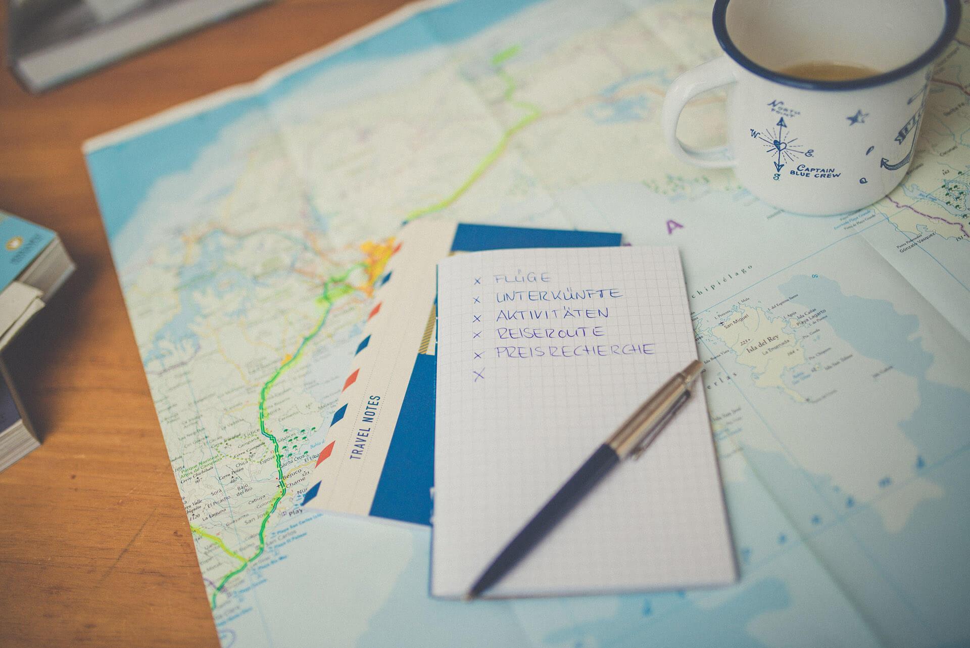 Individuelle Reiseplanung von der Laura Bieschke Events & Travels UG