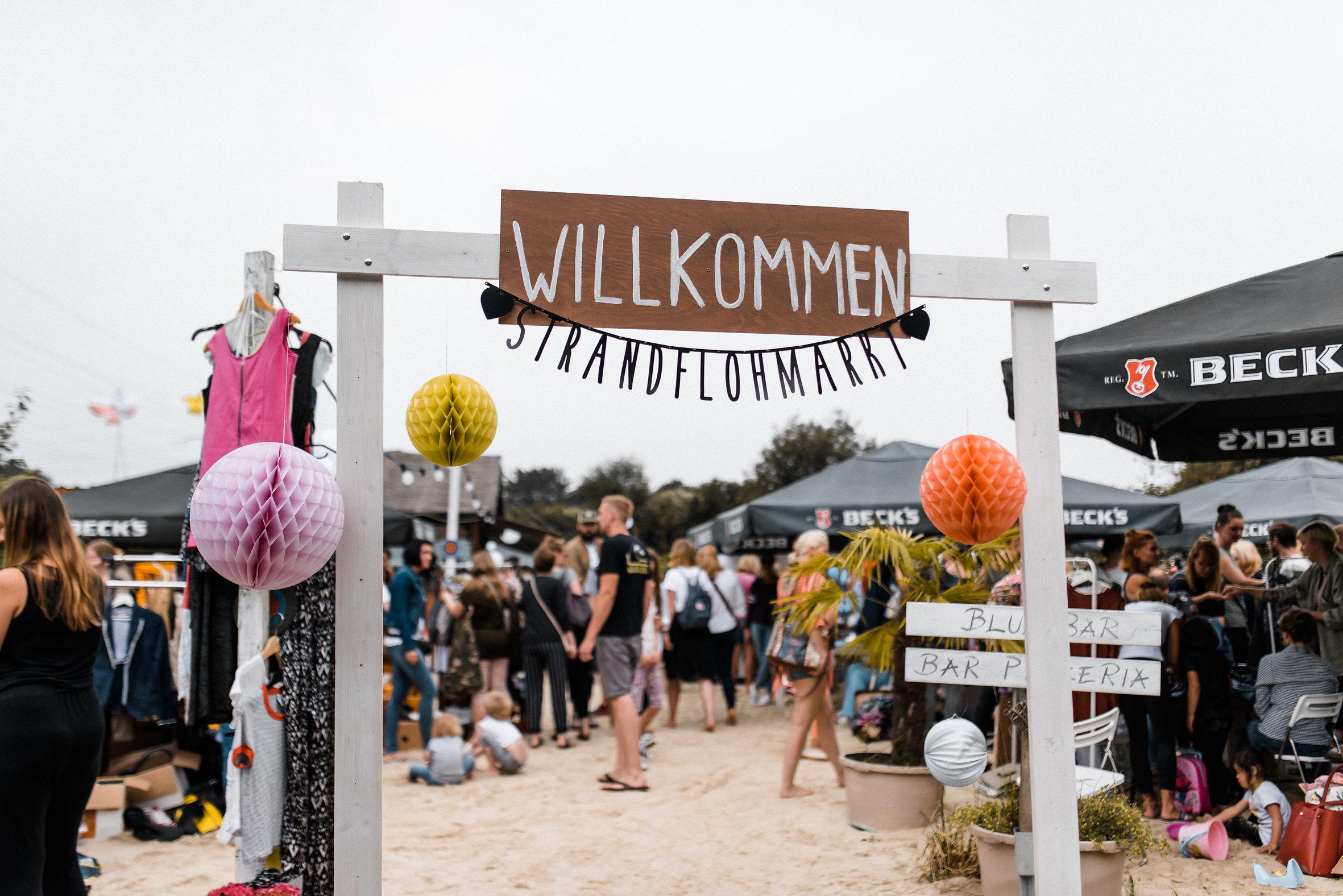 Der Flohmarkt mit Beachflair in Witten!